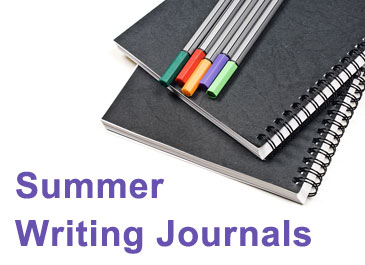 Summer Writing Journals