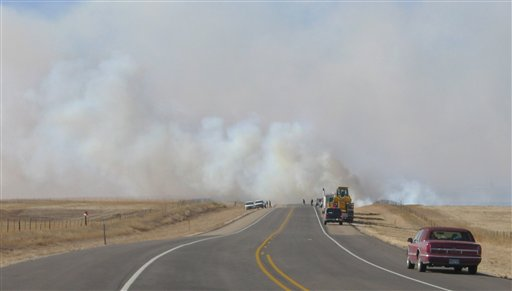 2006 Texas Wildfires