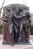 Harriet Tubman Memorial - TeacherVision.com