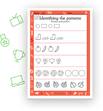 image of printable worksheet for teachers