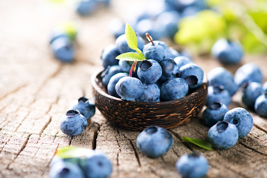 Nutrition and blueberries