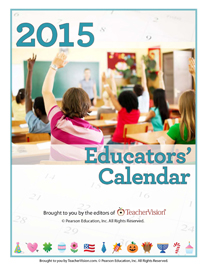 2015 Educators' Calendar