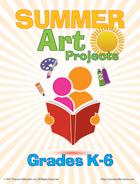 art project workbook