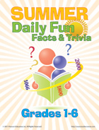 facts and trivia workbook