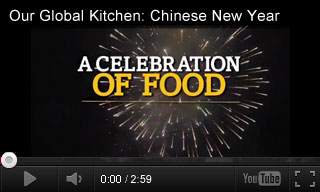 Video: Our Global Kitchen: Celebrations - Chinese New Year