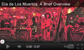 day of the dead videos activities teachervision
