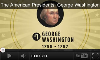 Video: Disney The American Presidents: George Washington