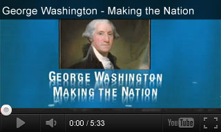 Video: George Washington - Making the Nation