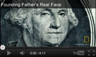 Video: Founding Father's Real Face