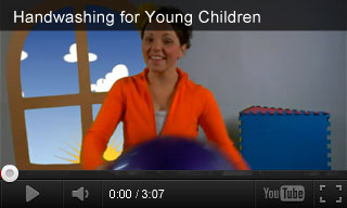Video: Handwashing for Young Children