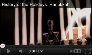 Video: History of the Holidays: Hanukkah