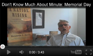 Video: Don't Know Much About Minute: Memorial Day