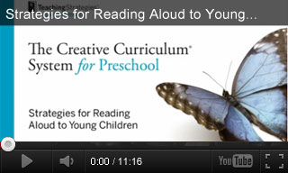 Video: Strategies for Reading Aloud to Young Children