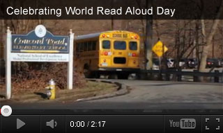 Video: Celebrating World Read Aloud Day: Our Global Reading Initiative