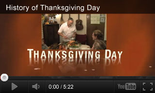 Video: History of Thanksgiving Day by Studies Weekly