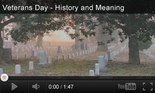 Video: Veterans Day - History and Meaning