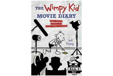 Wimpy Kid book, Movie Diary